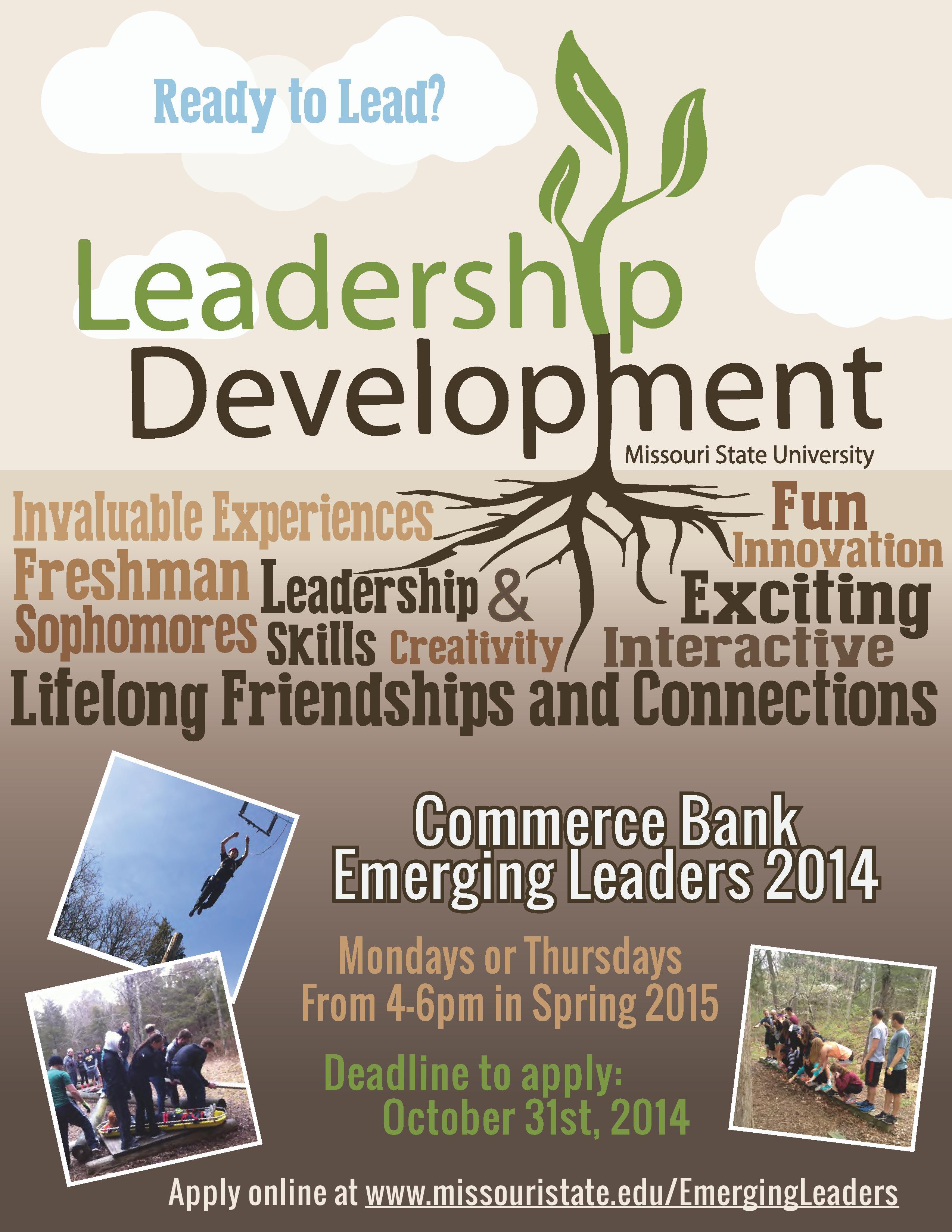2015 Emerging Leaders Facilitators