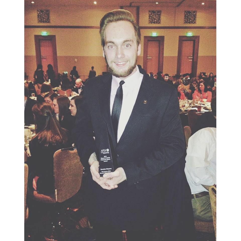 LeaderBear Spotlight: Brandon Simpson