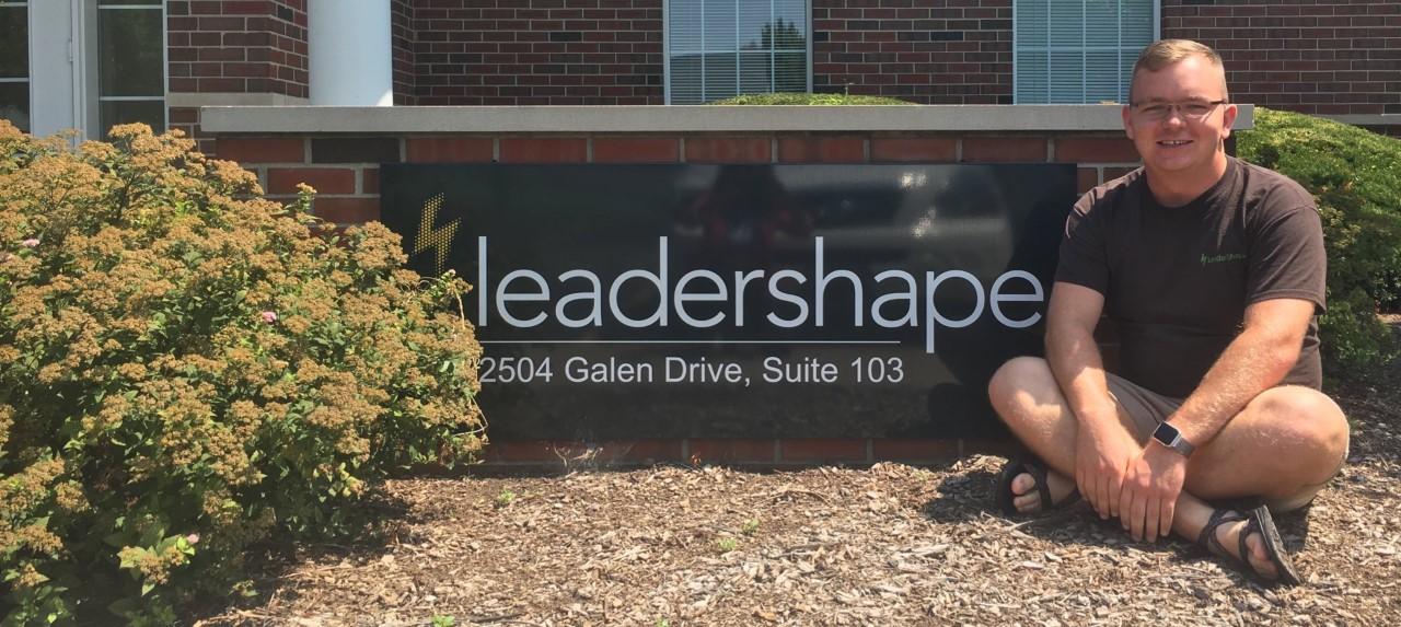 LeaderBear: Blake Shepheard