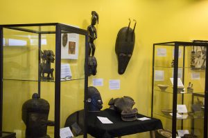 Understanding the Object: Researching and Conserving Art and Artifacts Exhibit