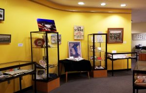 Special Collections and Archives 20 year anniversary exhibit