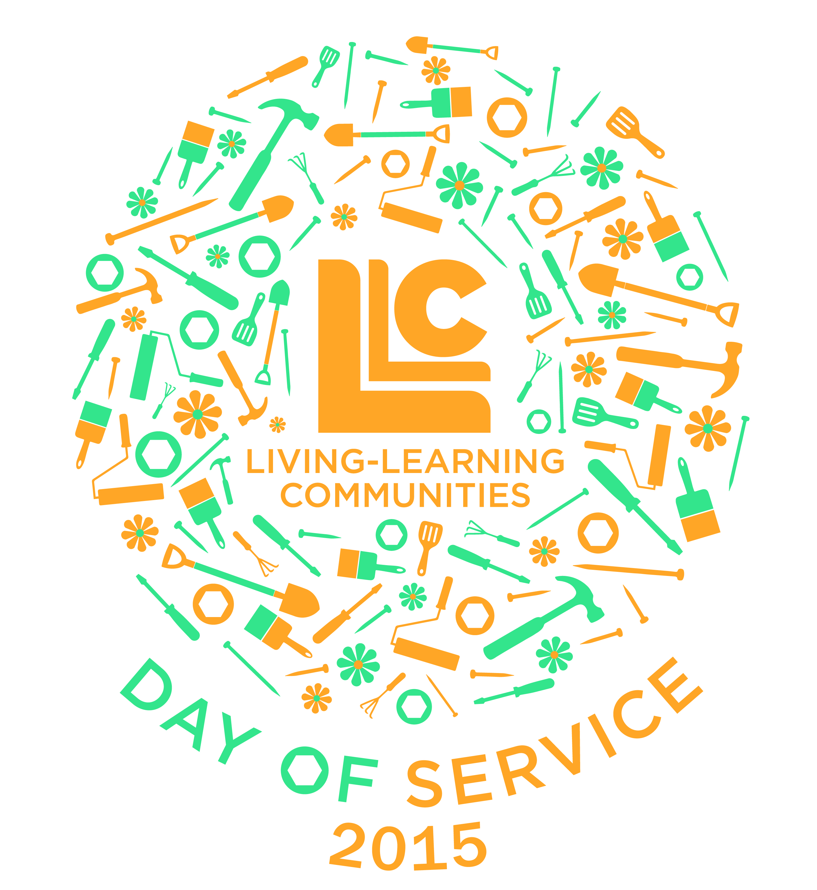 LLC Day of Service 2015 was a HUGE success