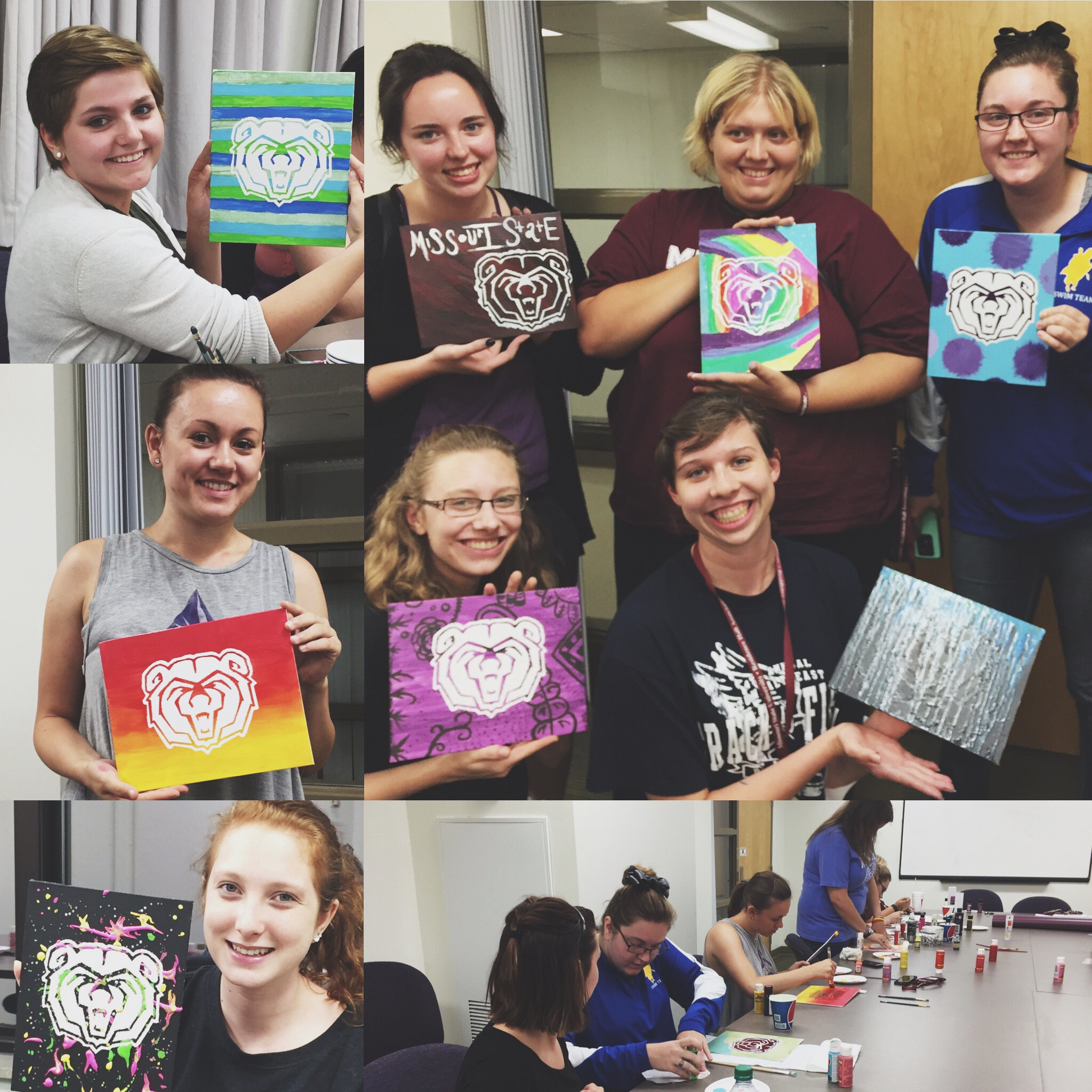 Creative Minds: Painting Event