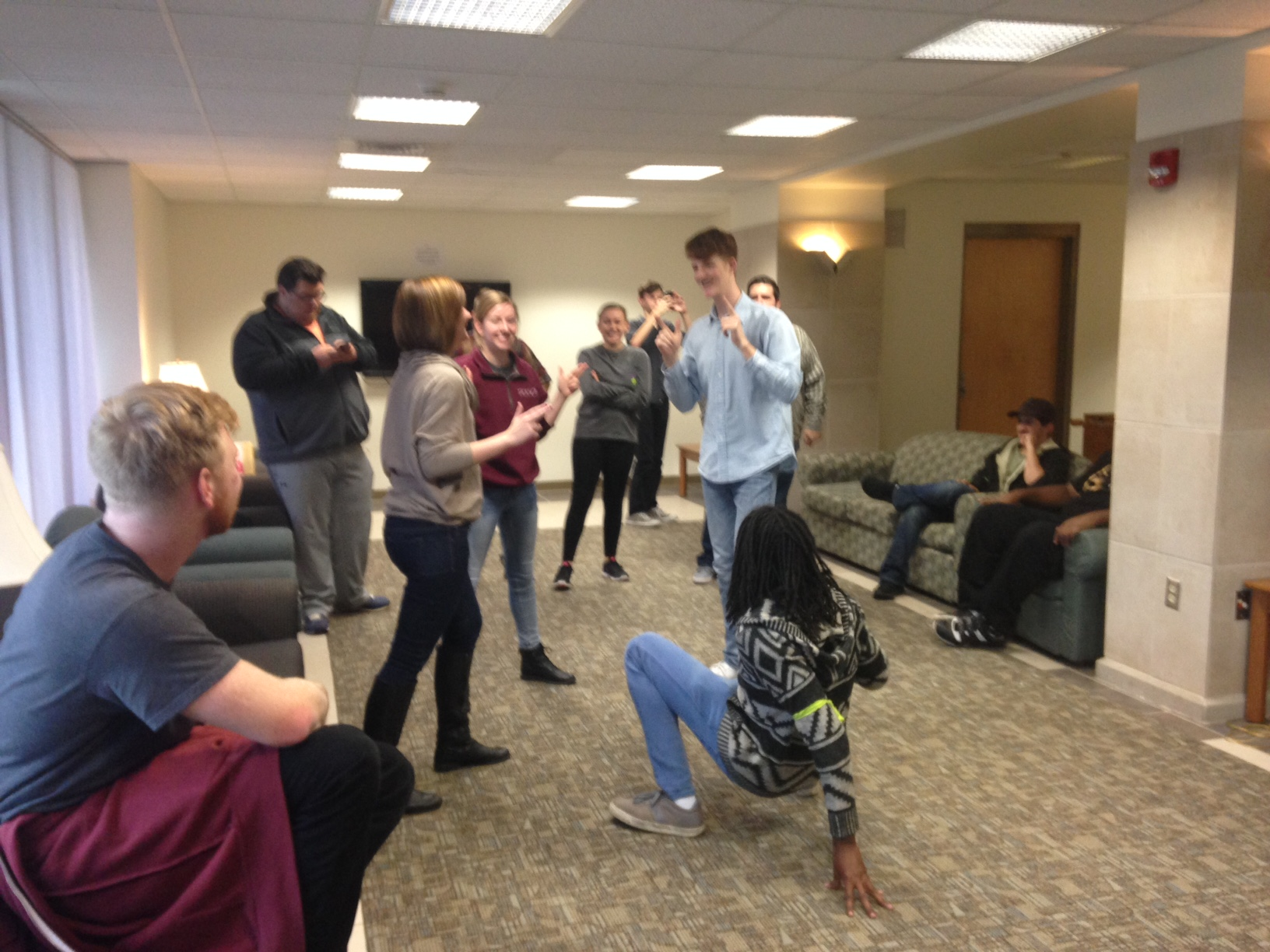 Creative Minds: Improv Workshop Recap