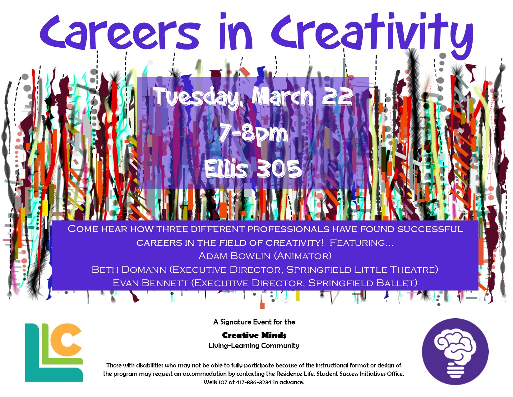 Creative Minds: Careers in Creativity