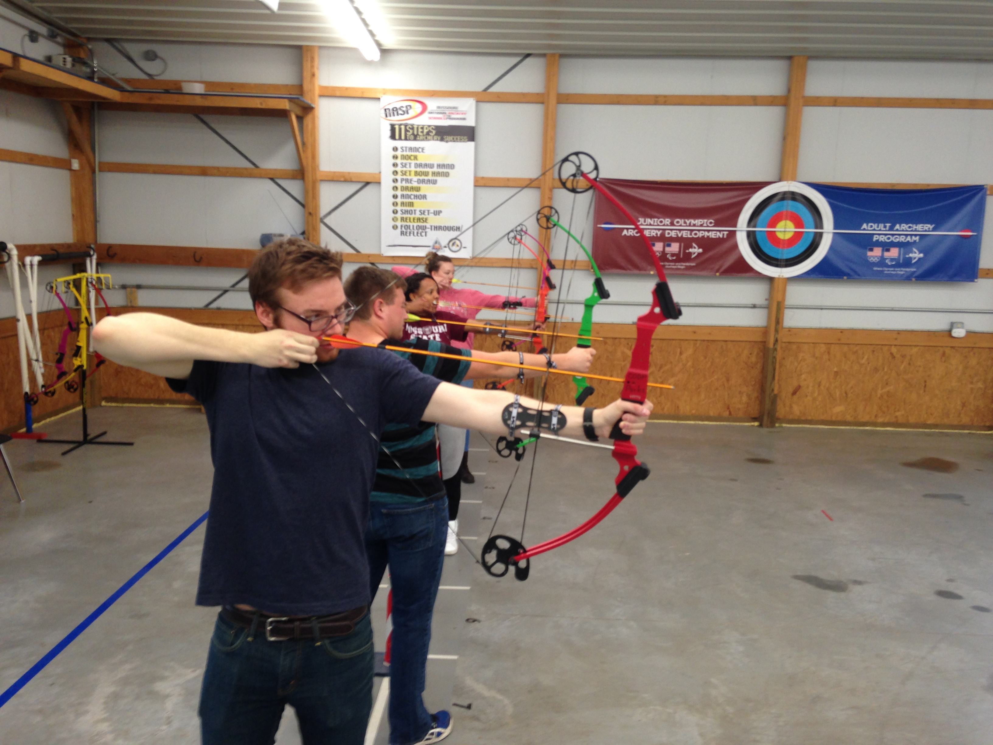 Follow Your Passion: Archery