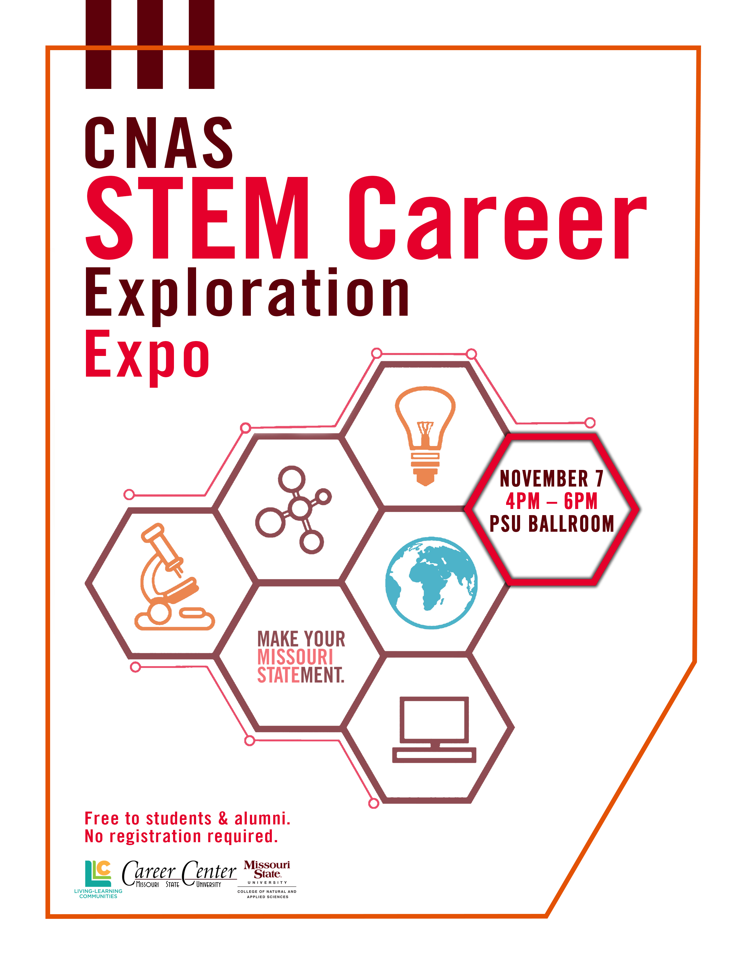 CNAS STEM Career Exploration Expo