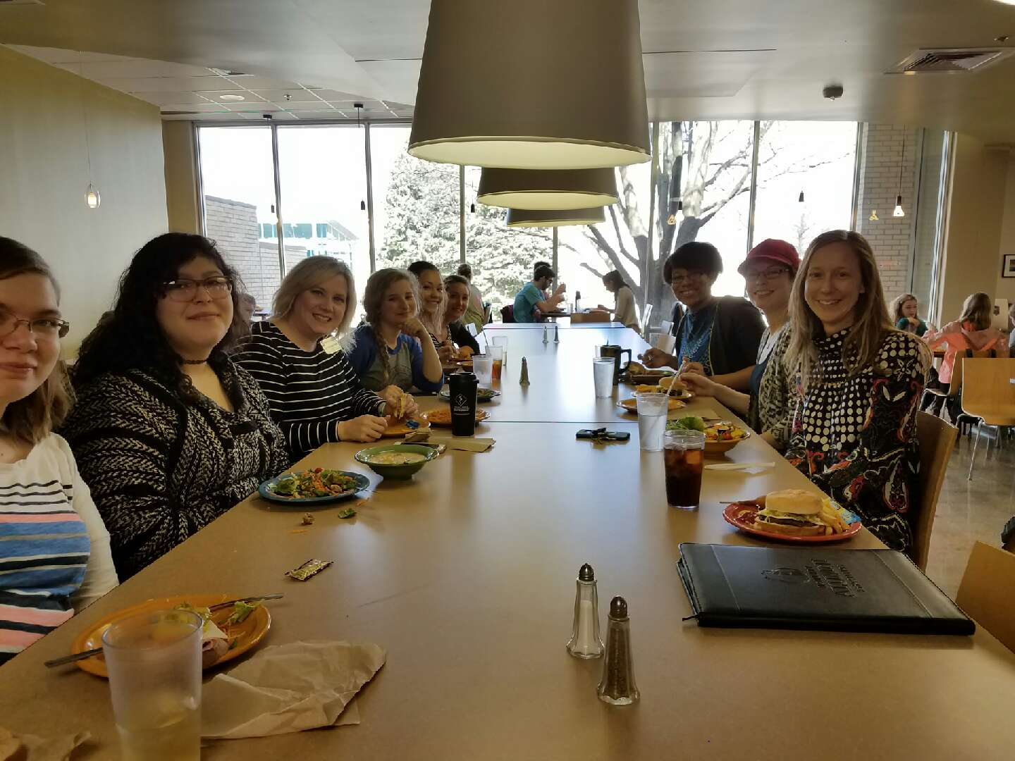 Bears for a Just Community : Partner Connections Series: Partner Lunch