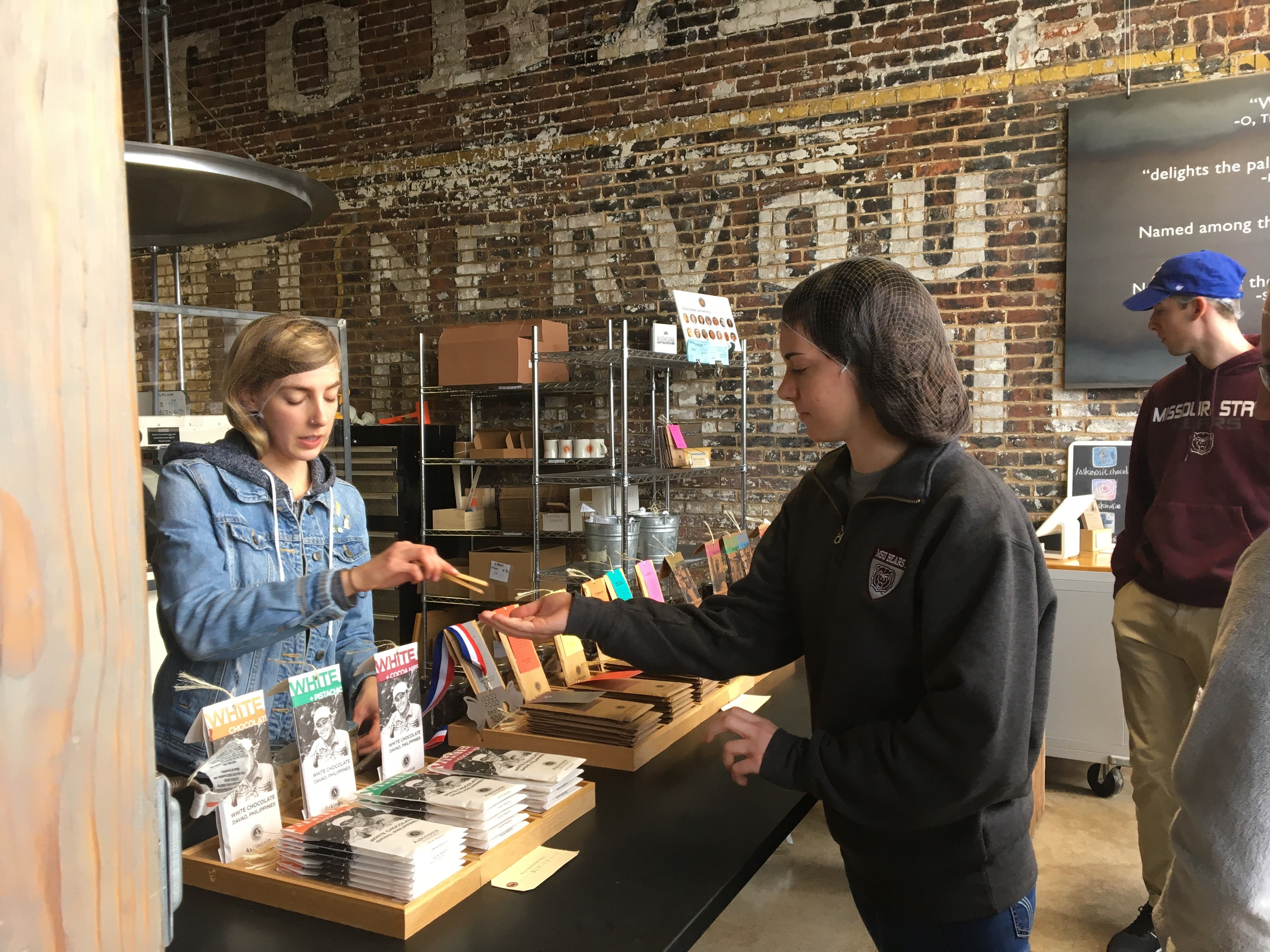 Bears Business Community: Askinosie Chocolate Tour