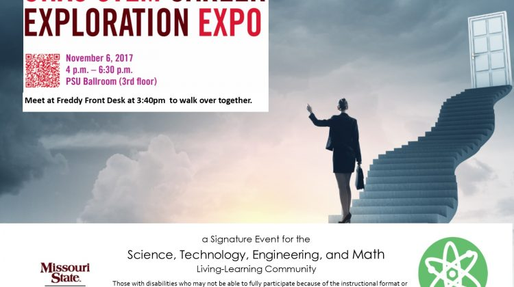 CNAS/STEM Career Expo event