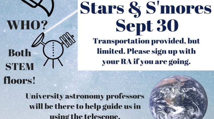 STEM: Stars and S'mores