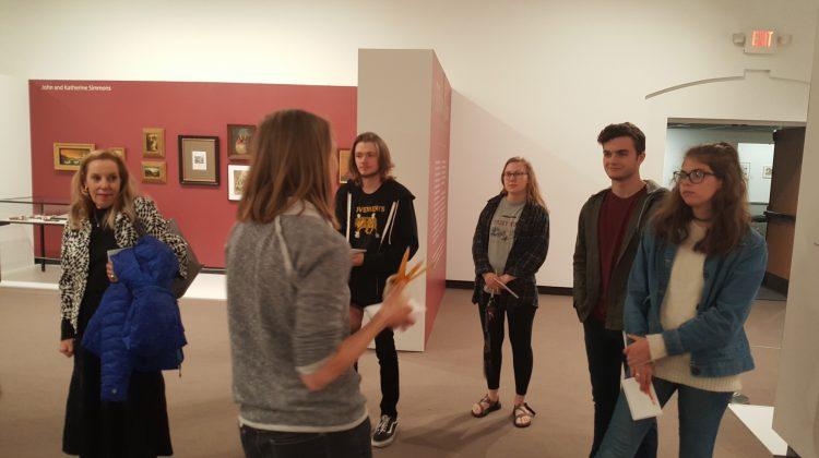 Creative Minds Art Museum Tour