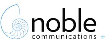 Noble Communications – Summer Internships