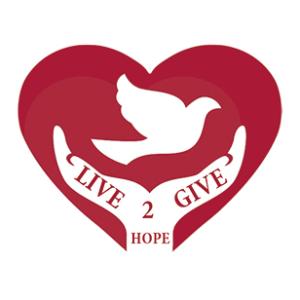 Live 2 Give Hope Logo