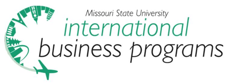 International Business Programs Logo
