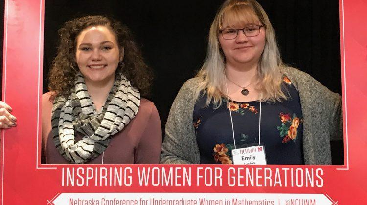 Women inspiring women at mathematics conference