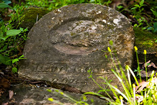 Gravestone of Henry McKinley