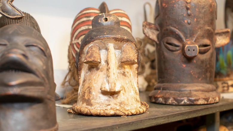 Olmec artifacts