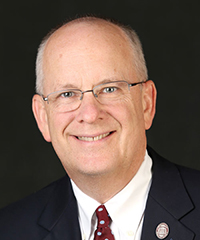 MSU President Clifton Smart