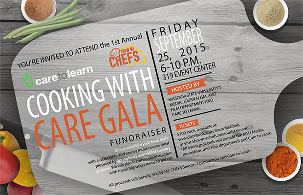 Show-Me Chef's Cooking with Care Gala