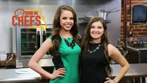 Show Me Chefs hosts
