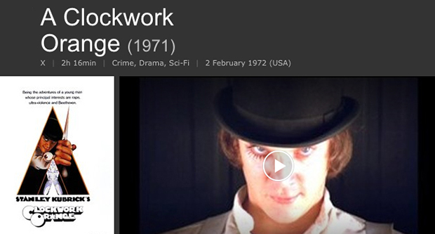 an introduction to the developmental study of alex in kubricks a clockwork orange Introduction how to use the study guides  anti-social personality disorder a clockwork orange  characteristics alex has of anti-social personality disorder.