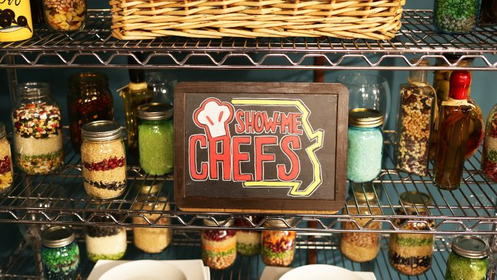 Show-Me-Chefs pantry