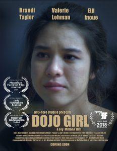 Poster for Dojo Girl