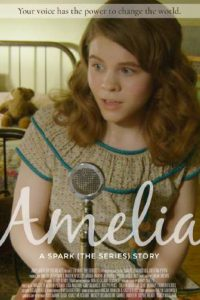 "Poster for the short film ""Amelia"""