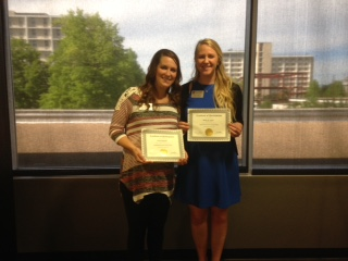 DNP Students Present at 2017 CHHS Student Research Symposium