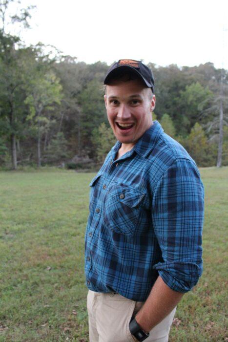 Josh Lawler, DNP student, Missouri State University