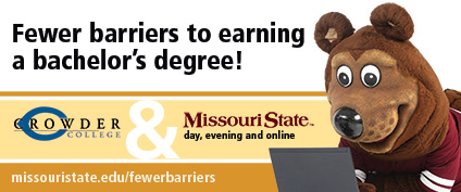 Revised billboard for Missouri State Outreach – Neosho