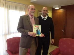 Meeting with Mayor Martino of Rio Tercero