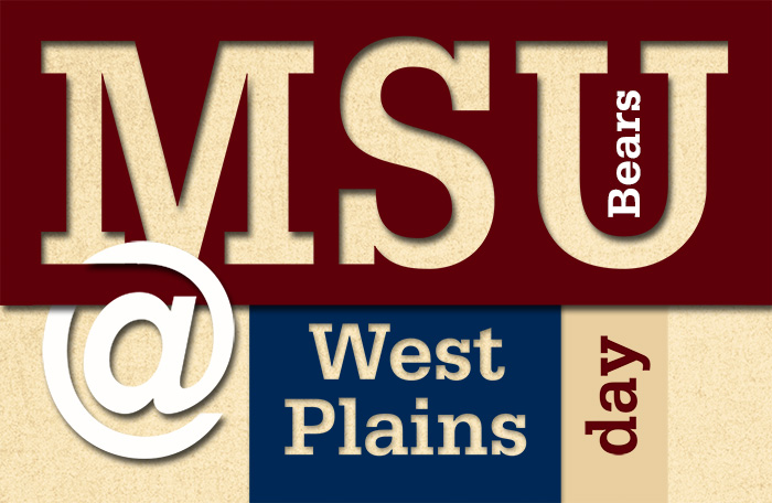 Upcoming event for MSU-West Plains students wanting to earn a MSU bachelor's degree in West Plains