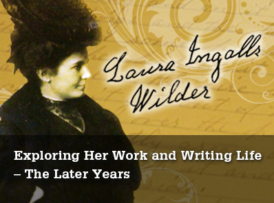 Social Media Kit for MOOC: Laura Ingalls Wilder's Later Years