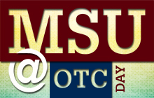 MSU@OTC Day for OTC students transferring to MSU in Lebanon
