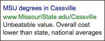Su:Fa 2015 GA Cassville Affordability Ad