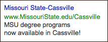 Su:Fa 2015 GA Cassville Degree Programs2