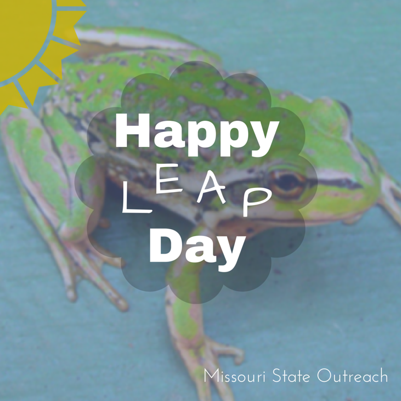 How will you spend Leap Day?