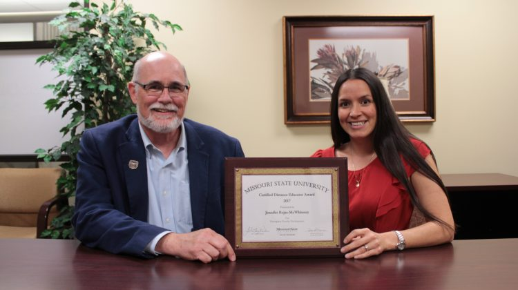 Protected: Missouri State Professors Awarded for Excellence in Distance Education Fall 2017