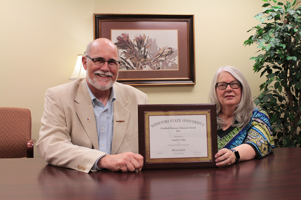 Missouri State Professors Awarded For Excellence In Distance