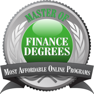 Online finance bachelor's degree ranked in top ten