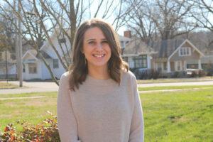 West Plains student, Kayla Andres