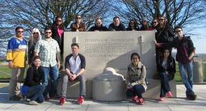 American Monument Students