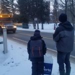 me-and-ben-waiting-for-bus