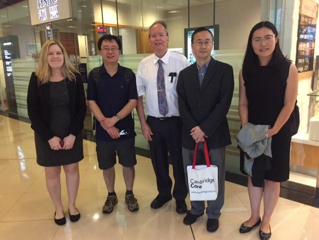 Alumni Gather in Hong Kong