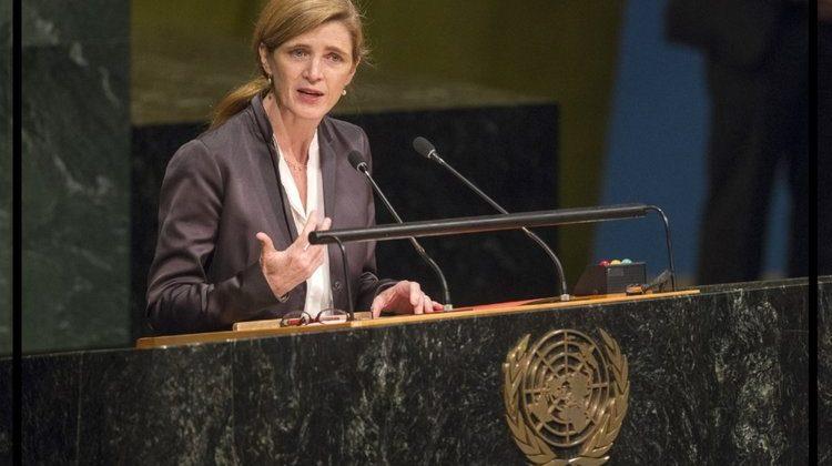 Students Travel to KC to Hear UN Ambassador