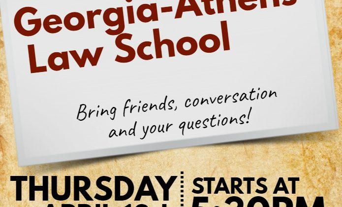 Phi Alpha Delta to host University of Georgia School of Law