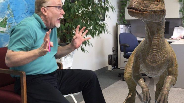 No More Velociraptors!