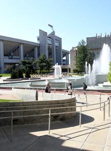 MSU Campus photo